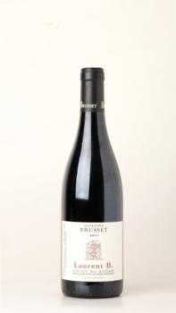 """Domaine Brusset Côtes du Rhone """"Laurent B"""" 2018 0"""