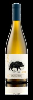 Trávníček & Kořínek Chardonnay APRI MAGNUM Moravské zemské víno 2015 1