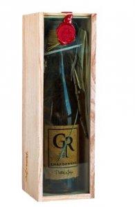 Piálek & Jäger Chardonnay Grand reserva No.4 ORANGE (Sklo) Pozdní sběr 2015 0