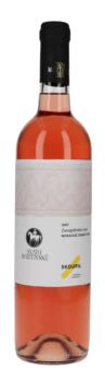 Skoupil SVATOMARTINSKÉ Zweigeltrebe Rosé Moravské zemské víno 2020 0