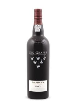 Graham's Port Six Grapes Porto Reserve 0