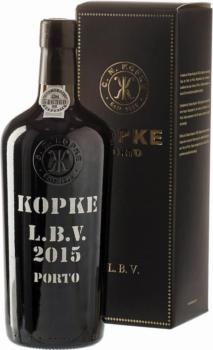 Kopke Late Bottled Vintage 2015 0