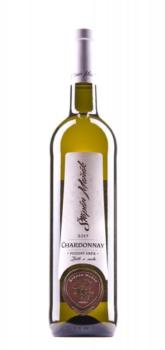 Štěpán Maňák Chardonnay Pozdní sběr 2017 0