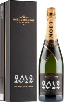 Moët & Chandon Grand Vintage 2012 0
