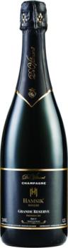 HAMSIK Champagne Grande Reserve Premier CRU Brut 0