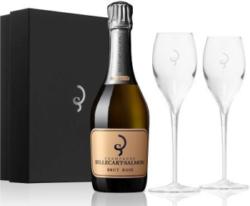 Billecart-Salmon Brut Rosé - Dárková Kazeta se 2 skleničkami 0