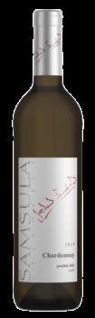 Šamšula Chardonnay TRADITIONNEL Pozdní sběr 2019 0