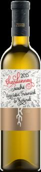 Trávníček & Kořínek Chardonnay Pozdní sběr 2018 0