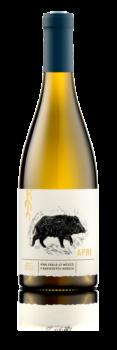 Trávníček & Kořínek Chardonnay APRI Moravské zemské víno 2017 0