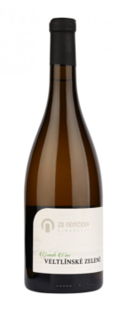 ZD Němčičky GRAND VINS Veltlínské zelené Moravské zemské víno 2017 0