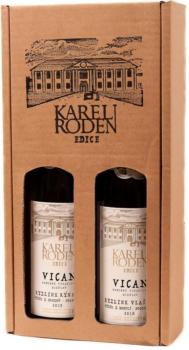 VICAN Box Edice KAREL RODEN 2×0